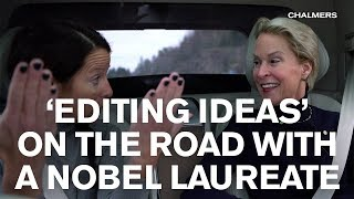 'EDITING IDEAS' ON THE ROAD WITH A NOBEL LAUREATE thumbnail