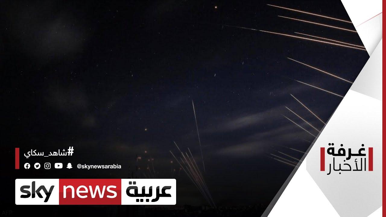 العمليات العسكرية بين غزة وإسرائيل تدخل أسبوعها الثاني..واستهداف لقياديي حماس | #غرفة_الأخبار  - نشر قبل 3 ساعة