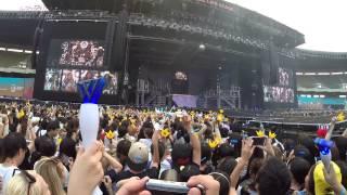 YG Family in Seoul - 2NE1 Opening