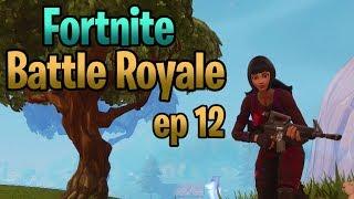 Fortnite Battle Royale ep 12 (solo) Pasen is al voorbij