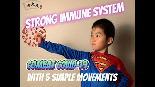 Only 5 minutes! Boost your immunity to overcome COVID-19! (Subtitles in various languages available)