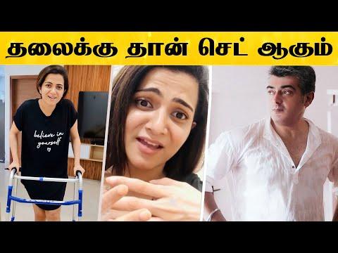 Thala Ajith-க்கு மட்டும் தான் அது பொருத்தமாக இருக்கும் ! Anchor DD ஓபன்டாக்   Latest Cinema News