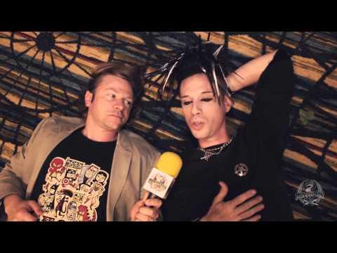 Crüxshadows Interview (Dragon Con 2013)