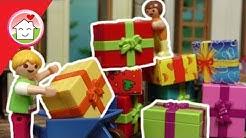 Playmobil Film deutsch - Anna und Lena retten Weihnachten - Kinderfilm mit Familie Hauser