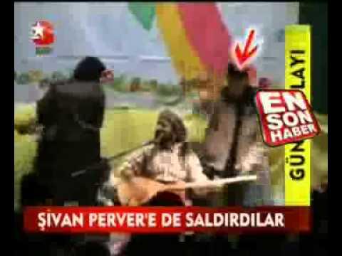 New 2011 Pkk Kurden schlagen Pkk Sivan Perver