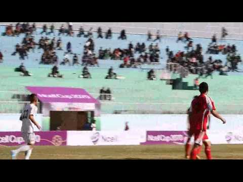 Ncell Cup 2013  Nepal Army Vs Samsung JYC Match Highlights & Goals   VIDEO  By GoalNepal com