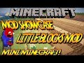 Minecraft Mod Showcase: Little Blocks Mod (Mini Minecraft!)