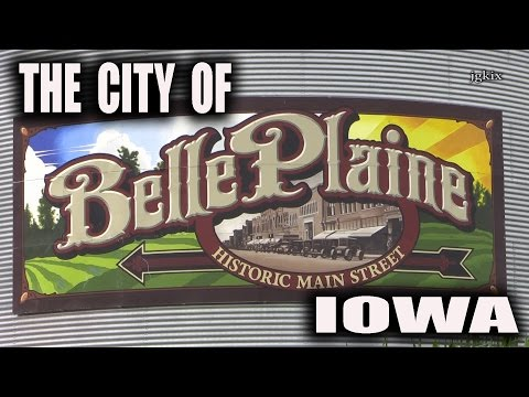 Belle Plaine, Iowa
