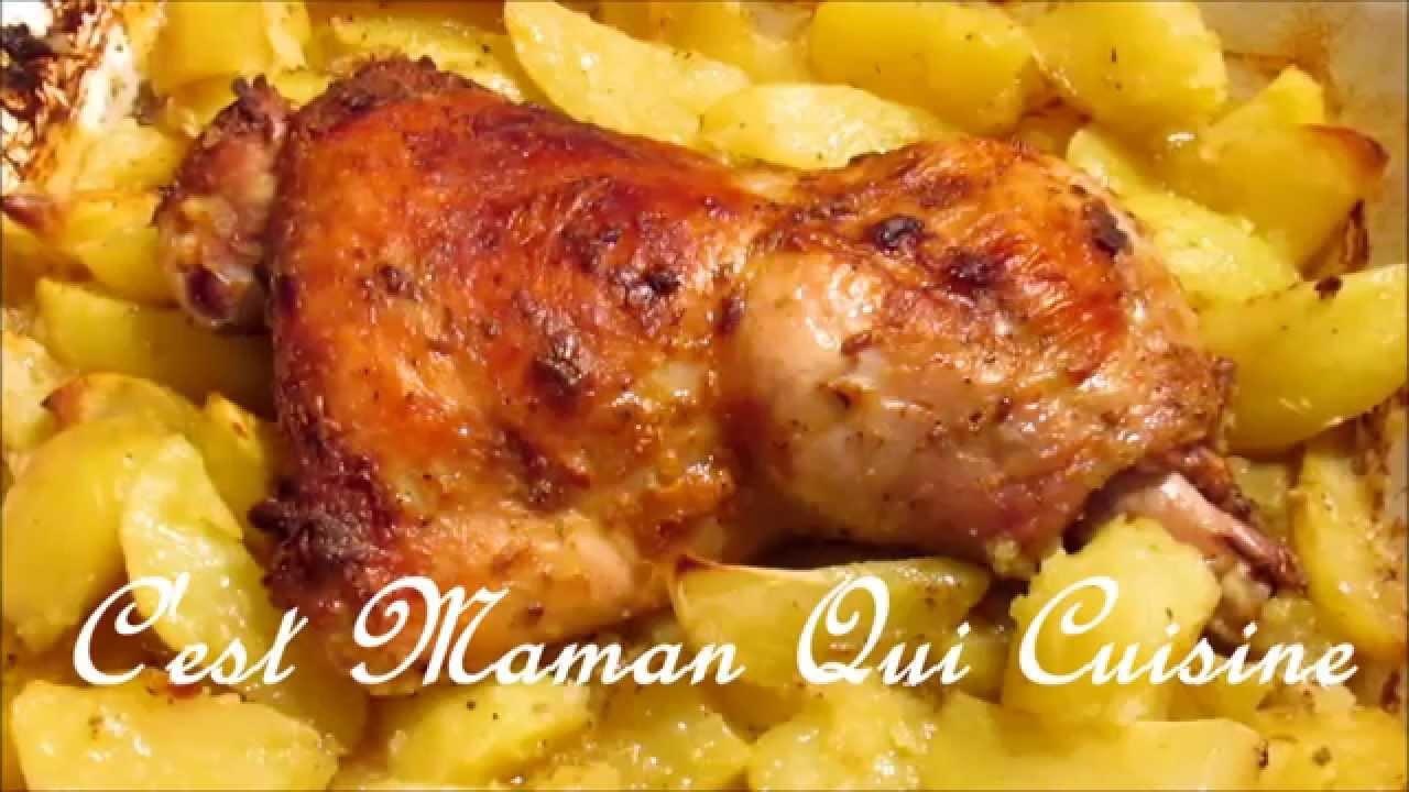 Cuisse de dinde au four la moutarde ma fa on youtube - Comment cuisiner des cuisses de dinde ...