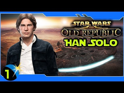 Star Wars The Old Republic – Solo – A SWTOR Story – Smuggler Gameplay