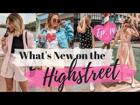 What's New on the Highstreet & Try On || Ep. 14 || ASOS, New Look, Mango || COCOA CHELSEA
