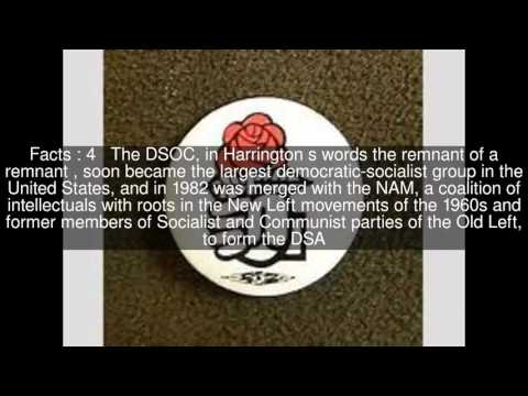Democratic Socialists of America Top  #10 Facts