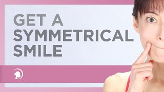 How To Get A Symmetrical Smile With Face Yoga Thumbnail