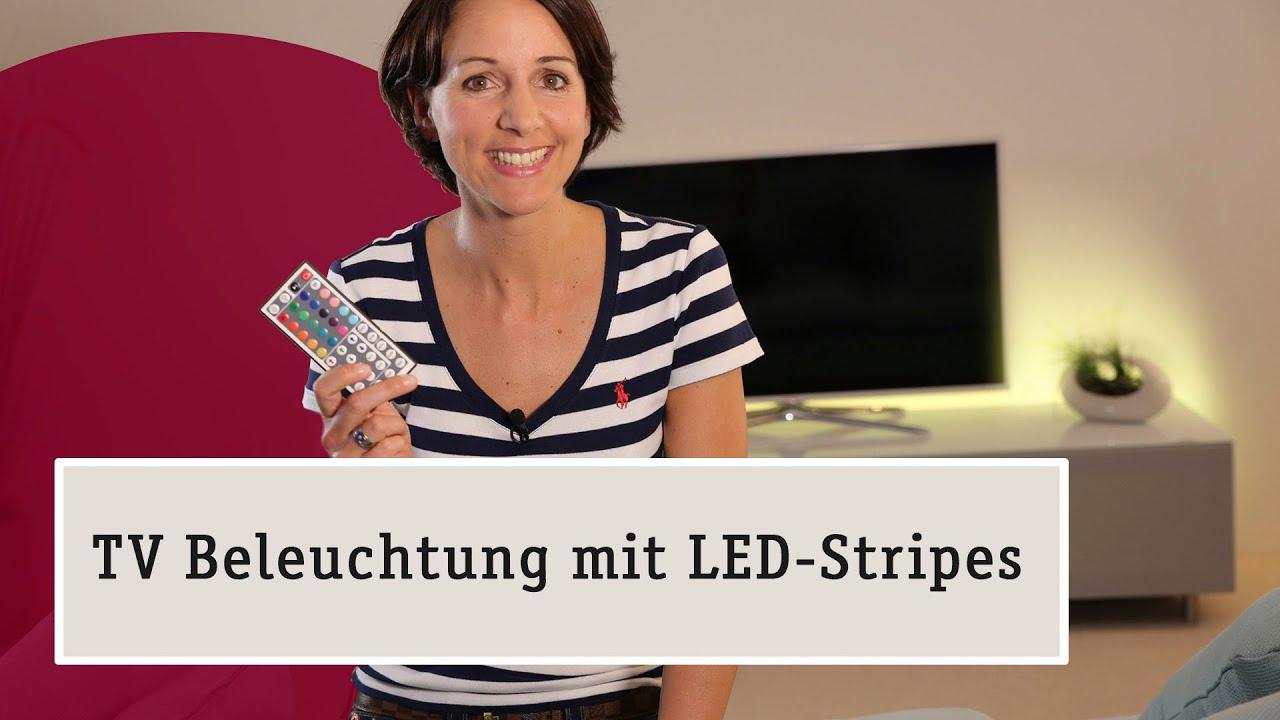 Led Streifen Wohnzimmer: Schöne Lichteffekte Für Das Wohnzimmer