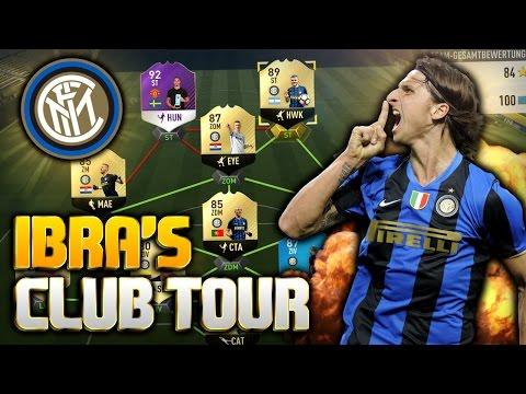 DAS BESTE INTER MAILAND TEAM IN FIFA 17 | Ibra's Club Tour #5