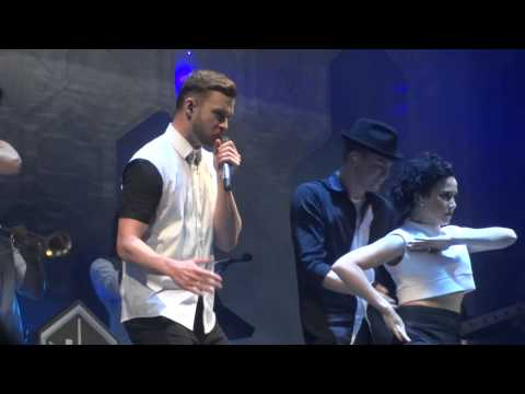"Justin Timberlake -  ""Holy Grail"" and ""Cry Me A River"" - Forum 11.24.14"