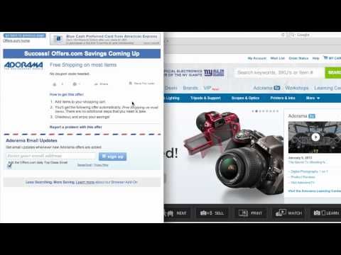 Adorama Coupon Code - How to use Promo Codes and Coupons for Adorama.com