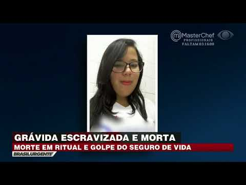 Grávida é morta em ritual satânico no litoral de SP