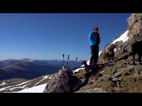 Ski Mountaineering Colorado Square Top Mountain