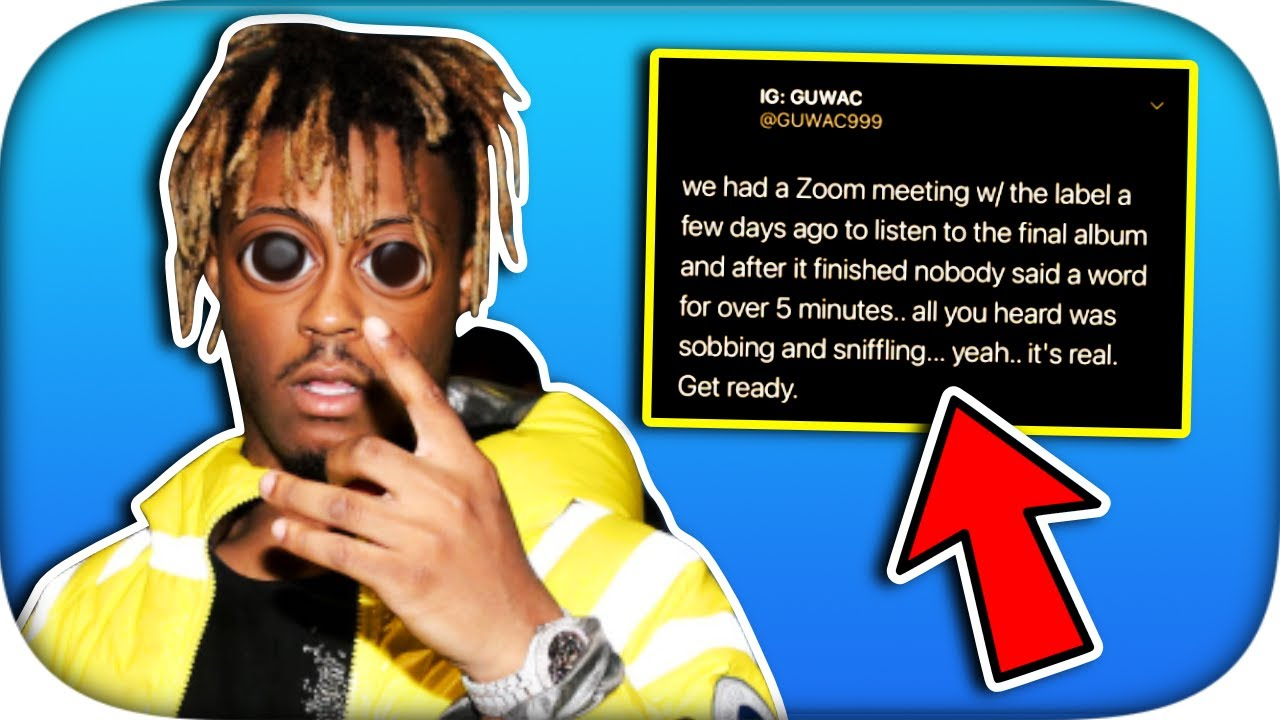What we know about rapper Juice Wrld's posthumous album ...