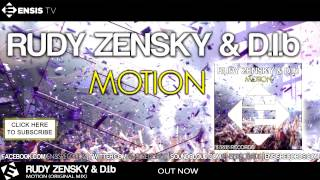 Rudy Zensky & D.I.b - Motion (Original Mix)