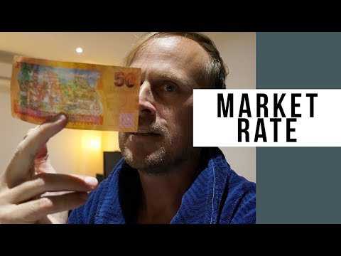 How Do You Buy Foreign Currency At Travelex At The Market Rate?