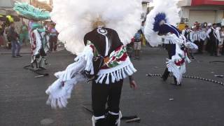 Carnaval Panzacola 2017 culebra Papalotla Tlaxcala
