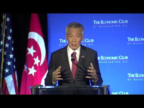 Lee Hsien Loong, Prime Minister of the Republic of Singapore