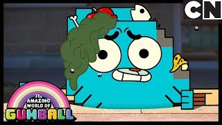Gumball | Gumball Must Sacrifice Darwin For Ocho | Cartoon Network