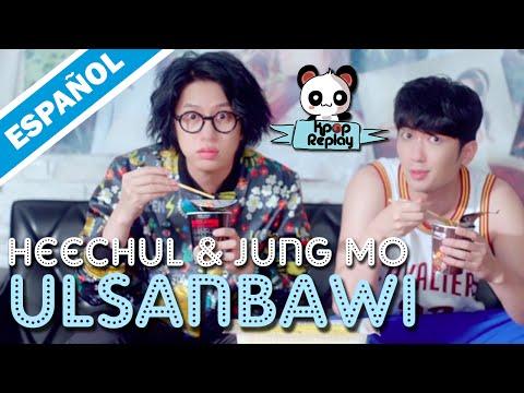 [MV] Kim Heechul&Kim Jung Mo - Ulsanbawi [Sub Español + Rom + Hang]