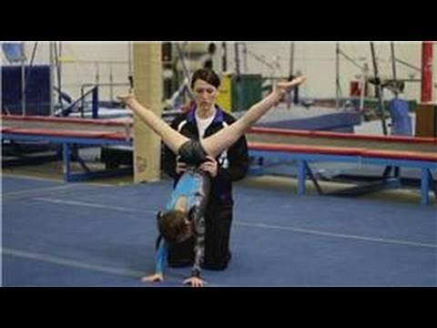 Gymnastics : How To Do A Cartwheel