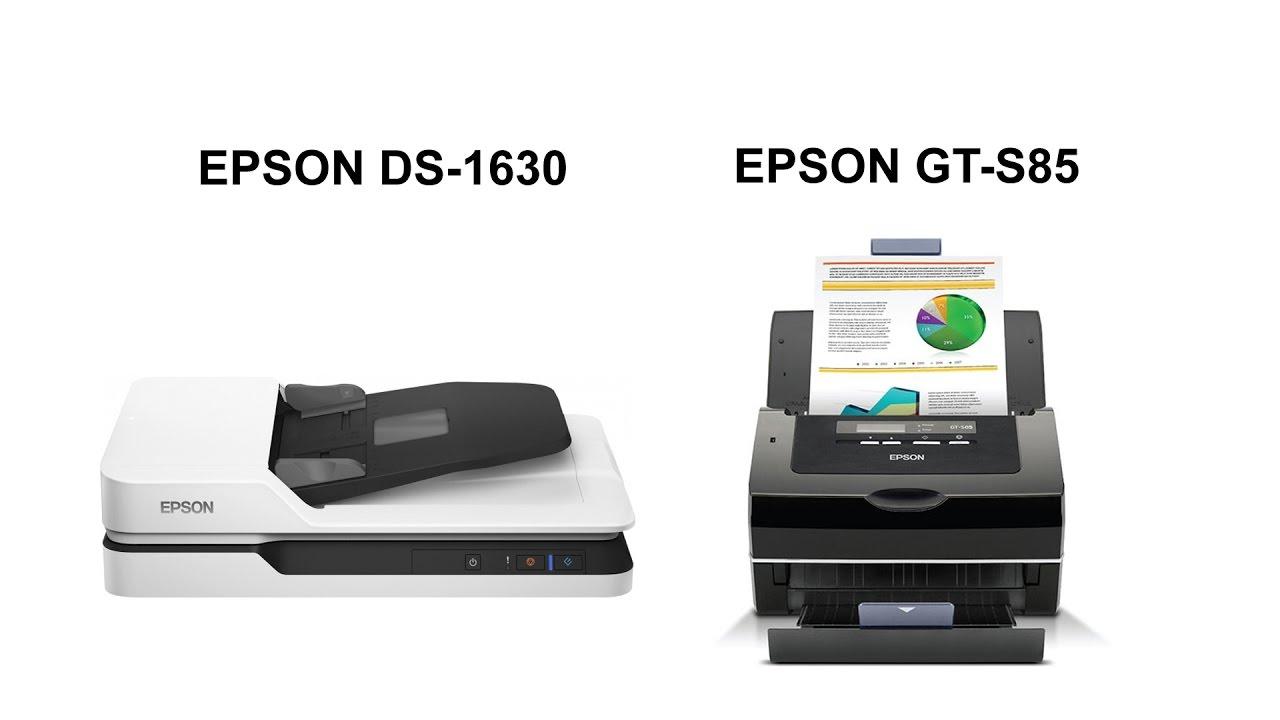 epson ds 1630