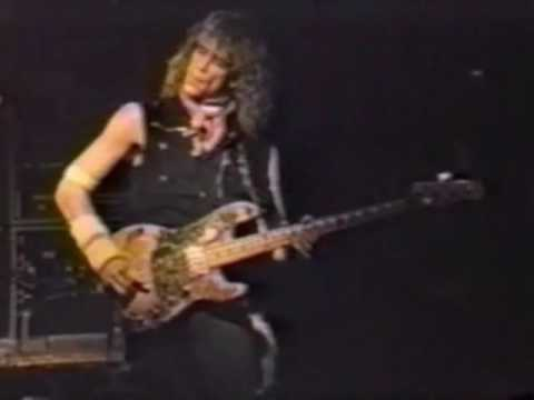 Billy Sheehan solo 1983