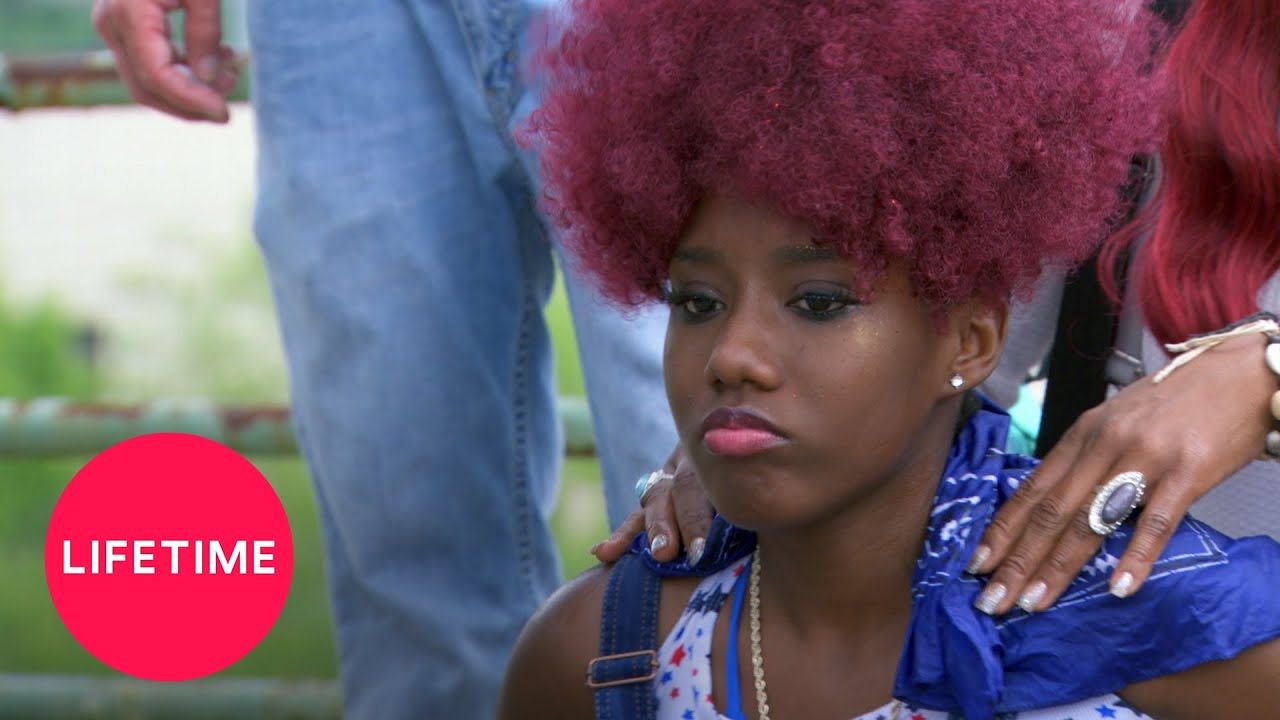 Download The Rap Game: Nya Collapses During Video Shoot (Season 5, Episode 7) | Lifetime