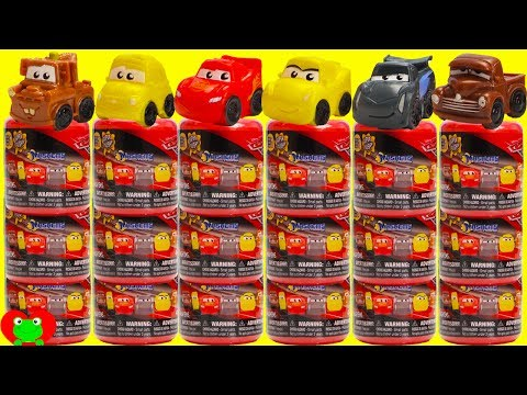 Disney Cars 3 Movie Mashems Best Learn Colors and Sorting