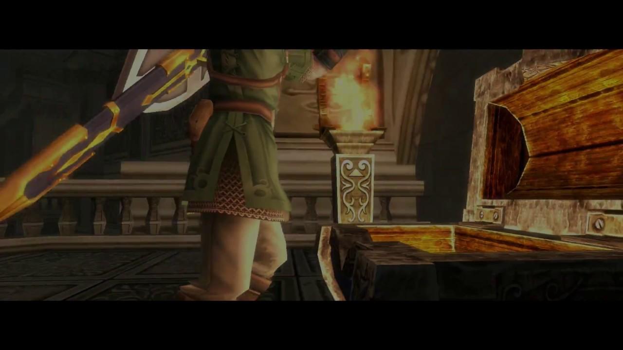 The Legend Of Zelda Twilight Princess Hd Hyrule Castle Part 2 Youtube