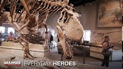 Chicago Field Museum Engineer | Grainger Everyday Heroes