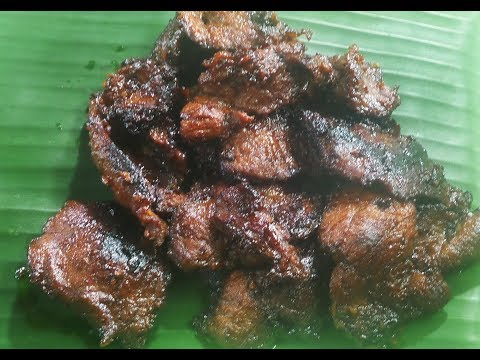 HOW TO MAKE  homemde marinated BEEF TAPA