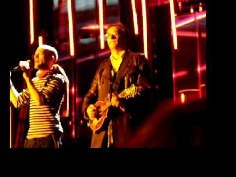 R.E.M. reduced to a 2 piece - Sheffield 2005