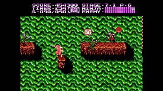 [TAS] [Obsoleted] NES Ninja Gaiden II: The Dark Sword of Chaos by Scumtron in 09:18.27