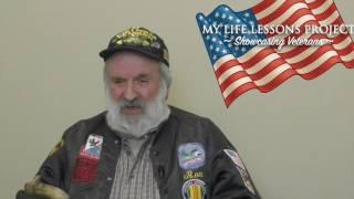 Life Lessons Veterans - Meet Ron Moyer