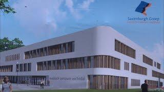 Nieuwbouw Saxenburgh Medisch Centrum te Hardenberg