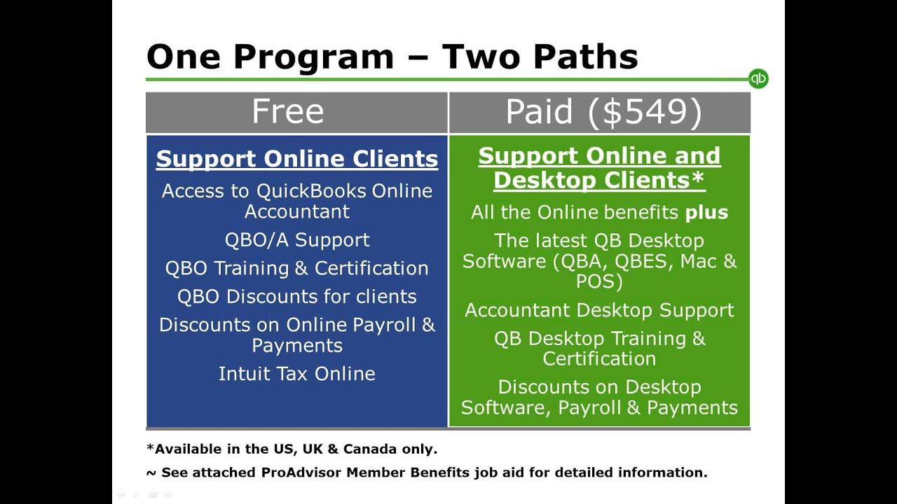 Discover the New QuickBooks Online Accountant ProAdvisor Program