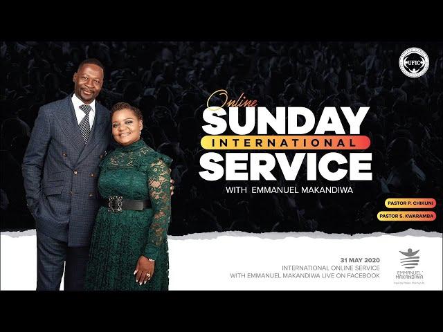International Online Sunday Service with Emmanuel Makandiwa (31/05/2020)