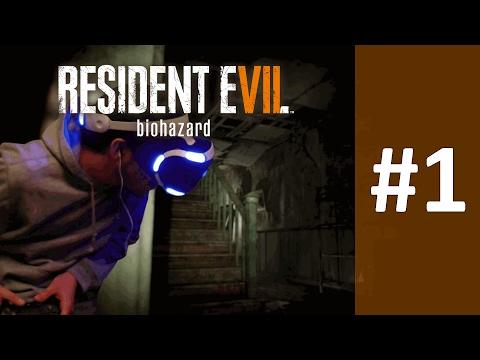 RESIDENT EVIL 7 VR FR   Let's Play#1 - JE DANSE LE MIA