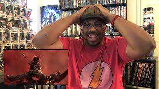 Justice League Comic Con Sneak Peek Reaction!!!