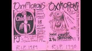 "THE OXYMORONS, ""Psycho Girl"" Mp3"