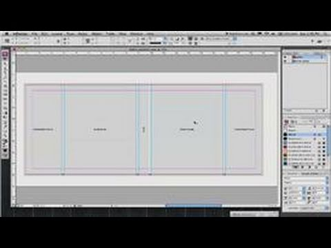 Graphic Design Projects : How to Create a Book Jacket - YouTube