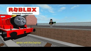 James and the Express ROBLOX Remake
