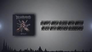 Decapitated  - One-Eyed Nation (LYRICS VIDEO HD)